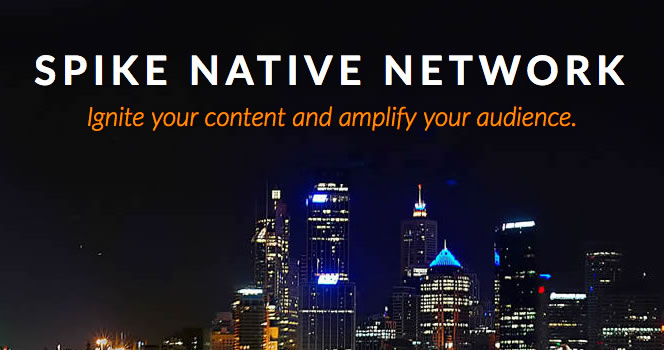 Spike Native Network is live